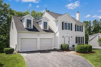 Westborough Single Family Home Contingent: 19 Indian Pond Road
