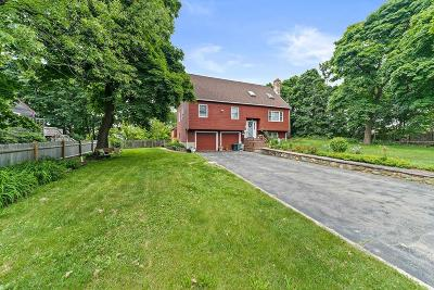 Hull Single Family Home Contingent: 16 Shore Garden Road