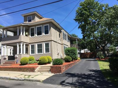 Methuen Multi Family Home Under Agreement: 65-67 Elmwood Road