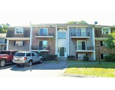 Plymouth Rental Under Agreement: 3 Chapel Hill Drive #4