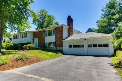 Burlington Single Family Home Contingent: 8 Briarwood Ln