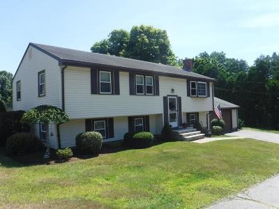 Weymouth Single Family Home For Sale: 32 Ellis Cir