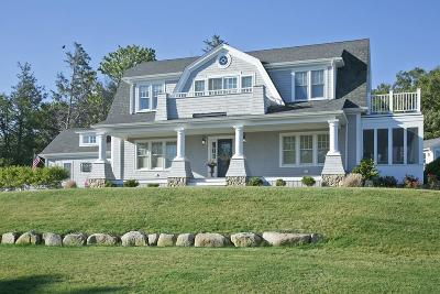 Scituate Single Family Home Contingent: 37 Ely Ave