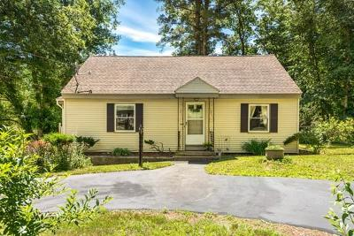 Billerica Single Family Home Under Agreement: 343 Andover Rd