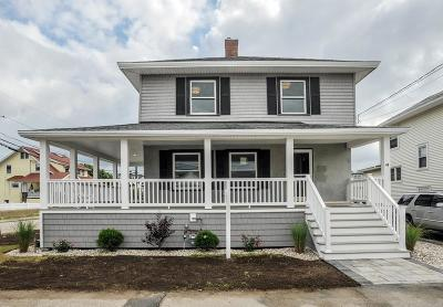 Hull Single Family Home For Sale: 40 Samoset Ave