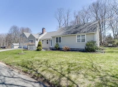 Scituate Single Family Home Under Agreement: 12 Wade St