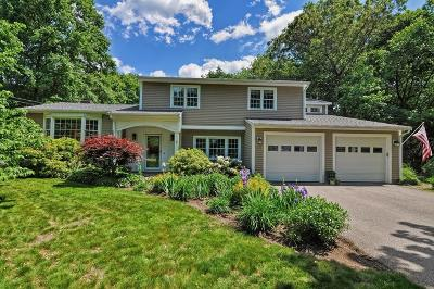 Holliston Single Family Home Under Agreement: 9 Westfield Drive