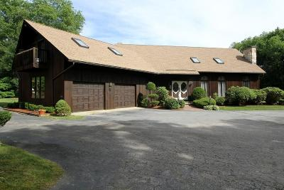 Lakeville Single Family Home For Sale: 141 Rhode Island Rd.