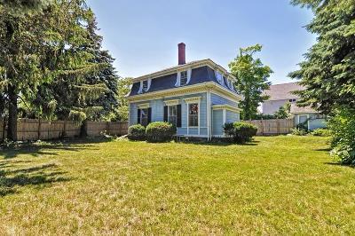 Peabody Single Family Home Under Agreement: 21 Winter Street