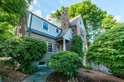 Belmont Single Family Home For Sale: 24 Leicester Rd.