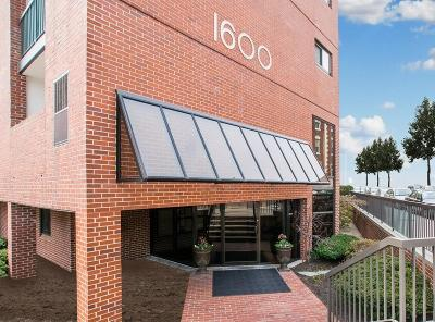 Condo/Townhouse Under Agreement: 1600 Massachusetts Avenue #407
