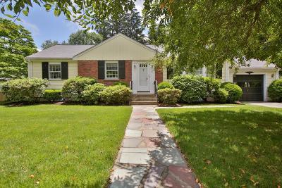 Wellesley Single Family Home Under Agreement: 70 Alba Rd