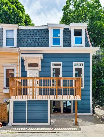 Brookline Single Family Home Under Agreement: 18 Tabor Place
