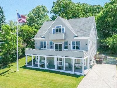 Weymouth Single Family Home Under Agreement: 49 Fore River Ave