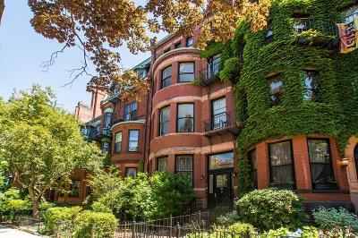 Boston Condo/Townhouse Under Agreement: 388 Marlborough St #9