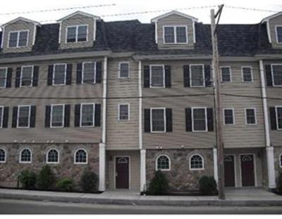 Billerica, Chelmsford, Lowell Condo/Townhouse Under Agreement: 672 Gorham St #672