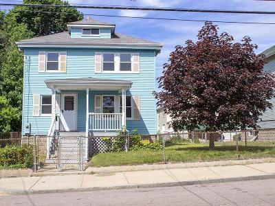 Boston Single Family Home Under Agreement: 36 Blake St