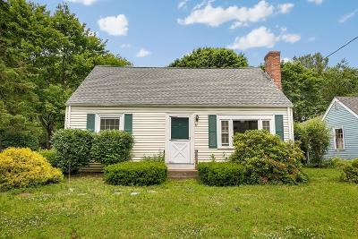 Framingham Single Family Home Contingent: 77 Lockland Ave