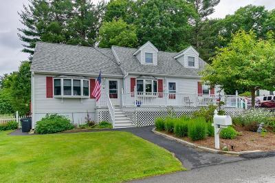 Burlington Single Family Home For Sale: 10 Purity Springs Rd