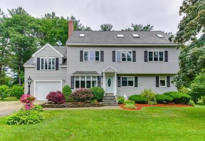 Burlington Single Family Home For Sale: 6 Irene Street