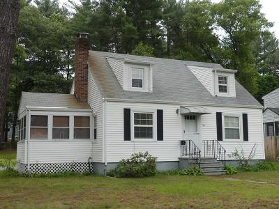 Framingham Single Family Home Under Agreement: 126 Jean Street