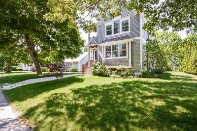 MA-Barnstable County Single Family Home For Sale: 28 Massachusetts Court