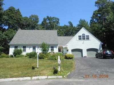 Methuen, Lowell, Haverhill Single Family Home For Sale: 8 Michael Lane