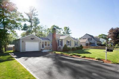 West Bridgewater Single Family Home Contingent: 8 Oliver St