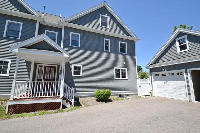 Newton Condo/Townhouse Under Agreement: 161 Pearl St #B