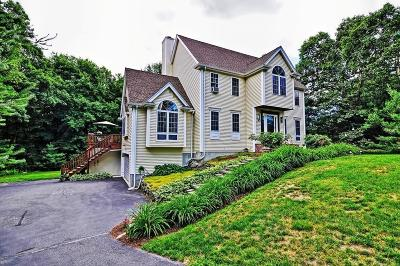Attleboro Single Family Home Under Agreement: 57 Sully Ln