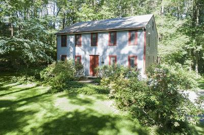 Norwell Single Family Home Under Agreement: 59 May Elm Ln