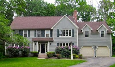 Holliston Single Family Home For Sale: 114 Mitchell Rd