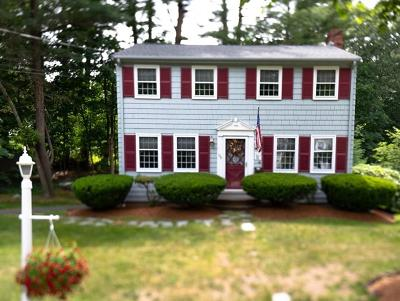 Reading MA Single Family Home For Sale: $539,000