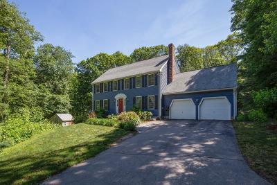 Millis Single Family Home Under Agreement: 96 Middlesex Street
