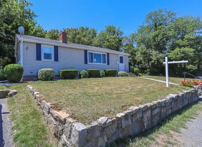 Gloucester Single Family Home Under Agreement: 6 Riverview Road