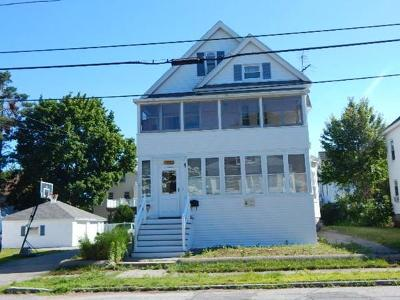 Methuen Multi Family Home Contingent: 9-11 Elsmere Ave