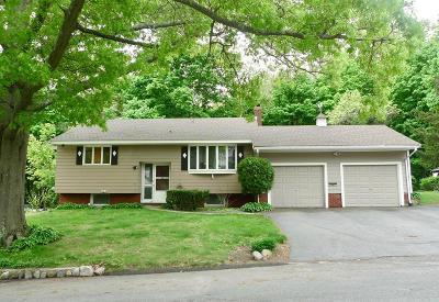 Stoneham Single Family Home Under Agreement: 11 Vernon Ave