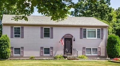Mansfield Single Family Home Extended: 7 Northridge Rd