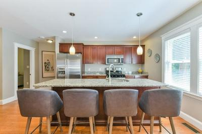 Brookline Condo/Townhouse For Sale: 41 Kent Street #A