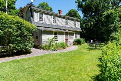 Marshfield Single Family Home Reactivated: 611 Summer Street