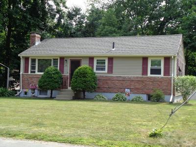 Framingham Single Family Home Under Agreement: 20 Underwood Ave