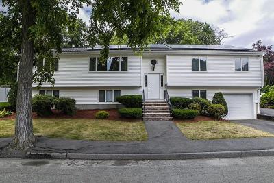 Saugus Single Family Home Under Agreement: 36 Grandview Ave