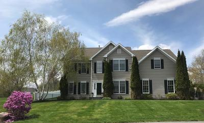 Westborough Single Family Home For Sale: 12 Long Drive
