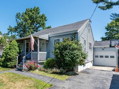 Billerica Single Family Home Under Agreement: 20 Bellflower Rd