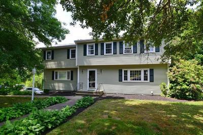 Franklin Single Family Home For Sale: 242 Pond Street