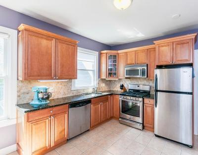 Somerville Condo/Townhouse Under Agreement: 19 Jaques #3