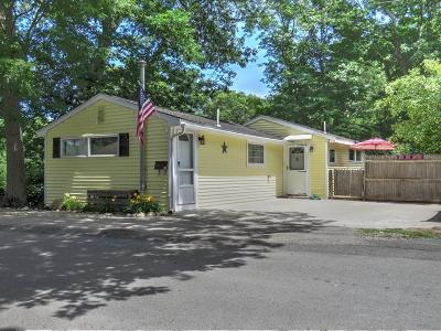 Weymouth Single Family Home Under Agreement: 12 Lakecrest Path