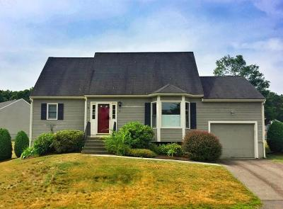 Bellingham Single Family Home Contingent: 45 Country Side Rd #45