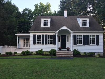 Wellesley Single Family Home Price Changed: 171 Cedar St