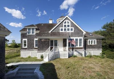 Gloucester Single Family Home Under Agreement: 93 Wingaersheek Rd